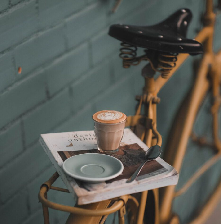 fahrrad kaffee